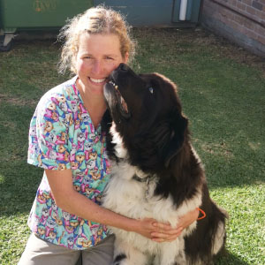 Dr Belinda Curtis Balgownie Veterinary Hospital